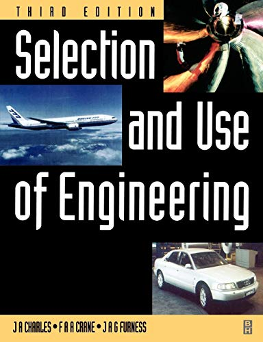 9780750632775: Selection and  Use of Engineering Materials, Third Edition
