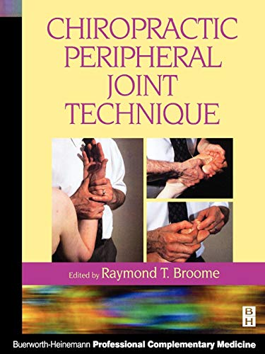 9780750632898: Chiropractic Peripheral Joint Technique, 1e