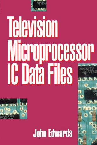 Television Microprocessor IC Data Files: J. EDWARDS