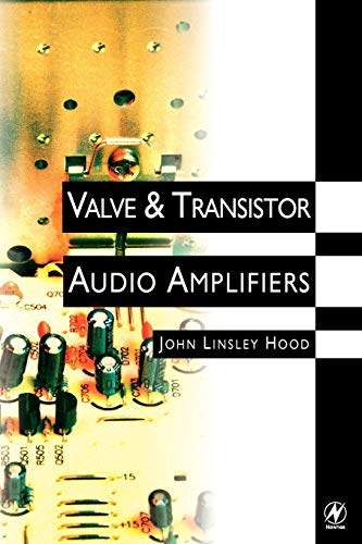 9780750633567: Valve & Transistor Audio Amplifiers