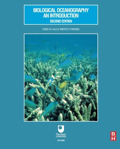 9780750633840: Biological Oceanography: An Introduction, Second Edition
