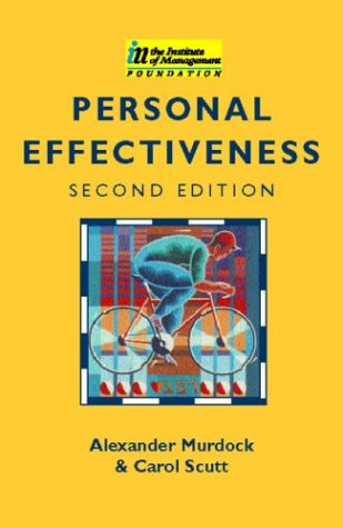 9780750633932: Personal Effectiveness, Second Edition (CMI Diploma in Management Series)