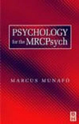 9780750634038: Psychology for the MRCPsych