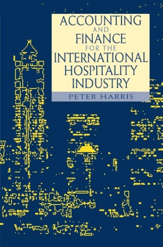 9780750635868: Accounting and Finance for the International Hospitality Industry