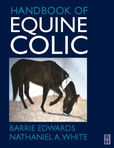 9780750635875: Handbook of equine colic