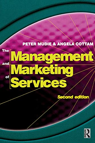 9780750635943: Management and Marketing of Services (Contemporary Business)