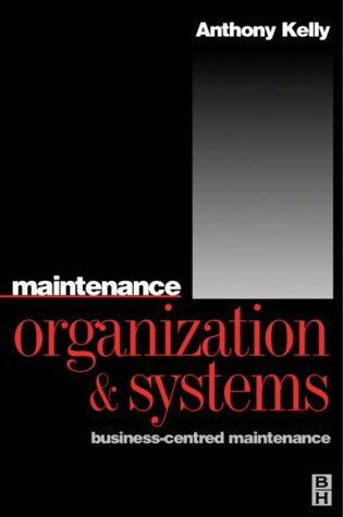 9780750636032: Maintenance Organization and Systems