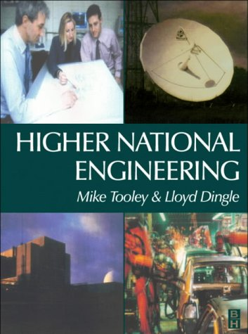 9780750636087: Higher National Engineering
