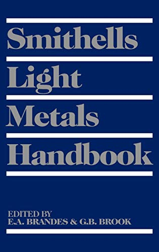 9780750636254: Smithells Light Metals Handbook