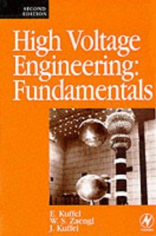 9780750636346: High Voltage Engineering: Fundamentals (Newnes)