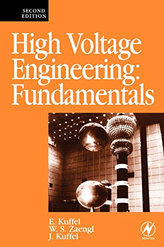 9780750636346: High Voltage Engineering Fundamentals