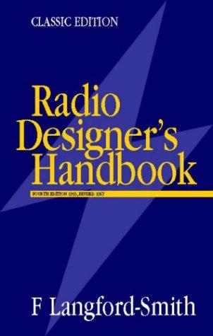 9780750636353: Radio Designer's Handbook, Fourth Edition