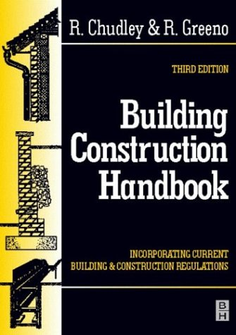 9780750637534: BUILDING CONSTRUCTION HANDBOOK