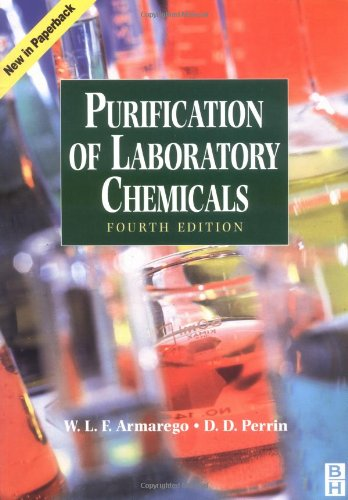 9780750637619: Purification of Laboratory Chemicals