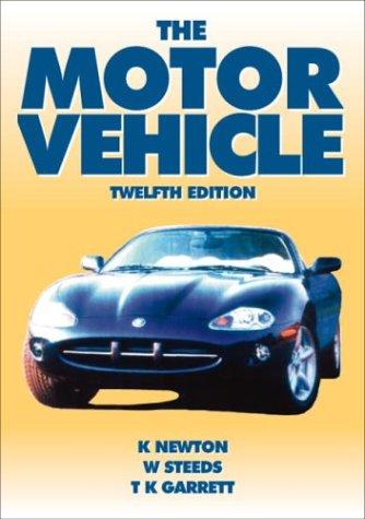 9780750637633: Motor Vehicle