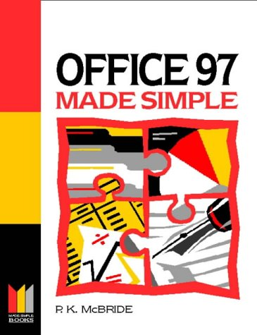 9780750637985: Office 97 Made Simple (Made Simple Books)