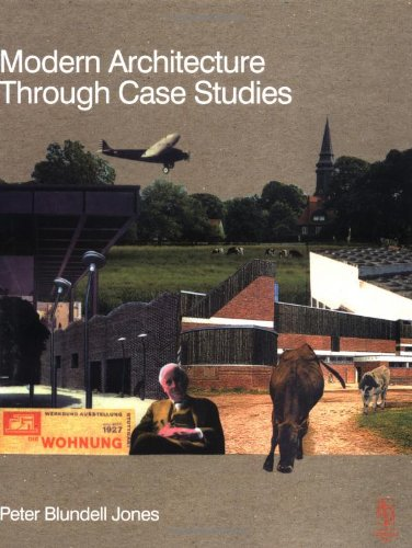 9780750638050: Modern Architecture Through Case Studies
