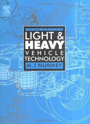 9780750638272: Light and Heavy Vehicle Technology