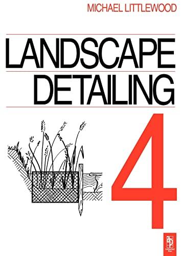 9780750638296: Landscape Detailing Volume 4: Water