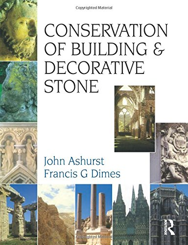 Conservation of Building and Decorative Stone: Ashurst John and