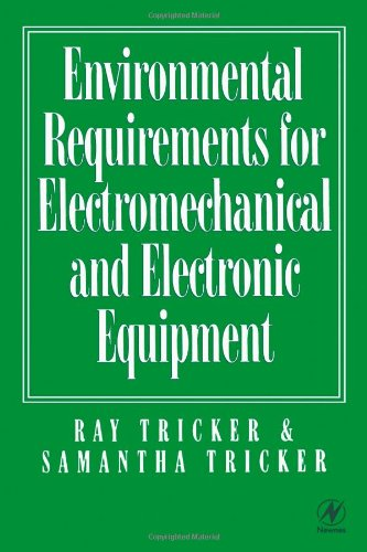 9780750639026: Environmental Requirements for Electromechanical and Electrical Equipment