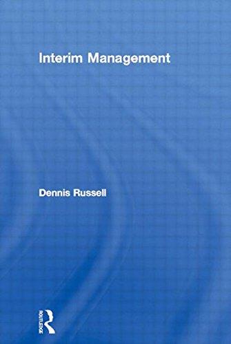 9780750639774: Interim Management