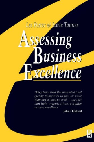 9780750639859: Assessing Business Excellence