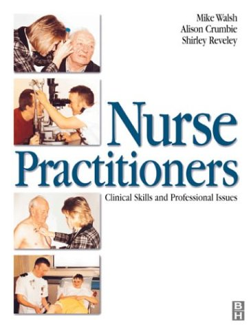 9780750639903: Nurse Practitioner: Clincial Skills & Prof Issues
