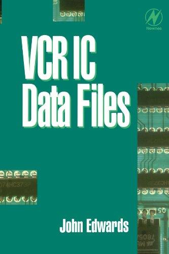VCR IC Data Files: John Edwards