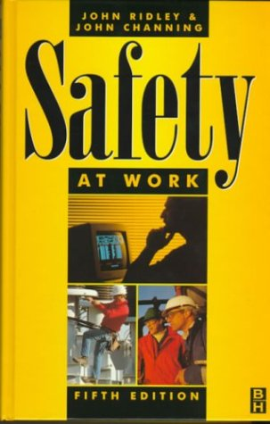 9780750640183: Safety at Work, Fifth Edition