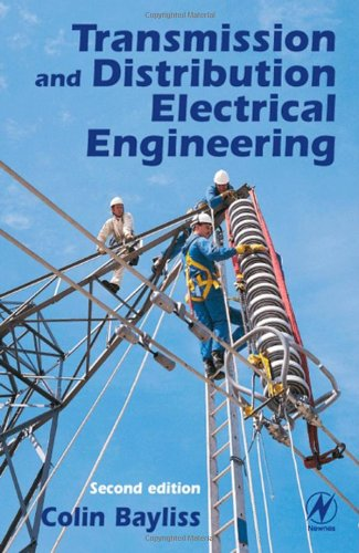 9780750640596: Transmission and Distribution Electrical Engineering