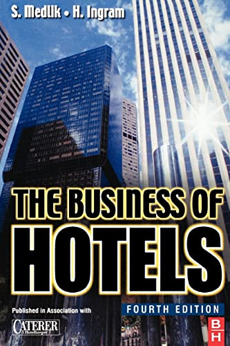 9780750641159: The Business of Hotels, Fourth Edition