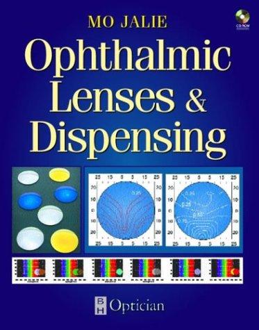 Ophthalmic Lenses & Dispensing: Jalie SMSA FBDO(Hons)