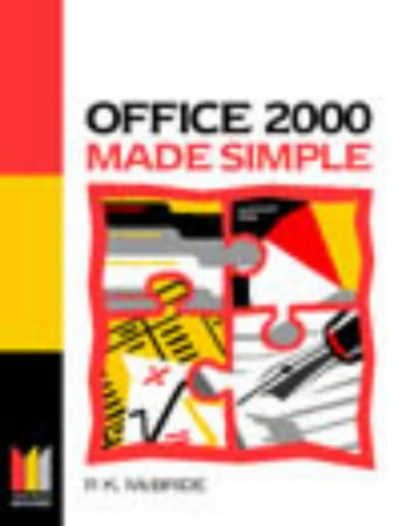 9780750641791: Office 2000 Made Simple (Made Simple Computer S.)