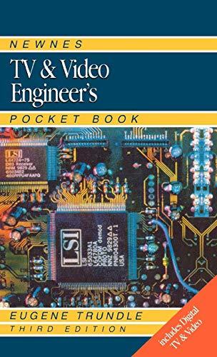 9780750641944: Newnes TV and Video Engineer's Pocket Book, Third Edition (Newnes Pocket Books)