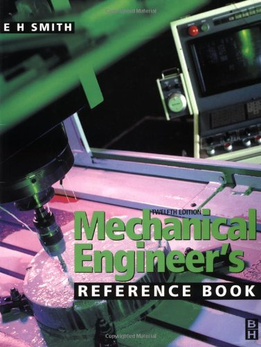 9780750642187: Mechanical Engineers Reference Book: Paperback edition
