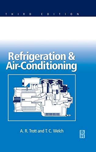 9780750642194: Refrigeration and Air Conditioning