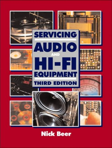 9780750642378: Servicing Audio and Hi-Fi Equipment