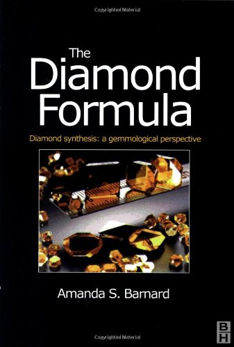 9780750642446: Diamond Formula: Diamond Synthesis: A gemmological perspective