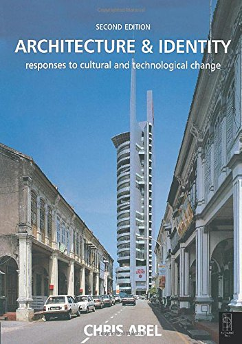 9780750642460: Architecture and Identity: Responses to cultural and technological change