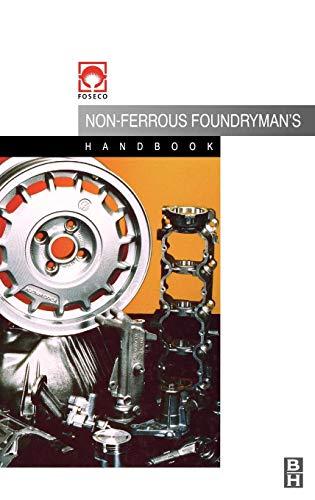 9780750642866: Foseco Non-Ferrous Foundryman's Handbook