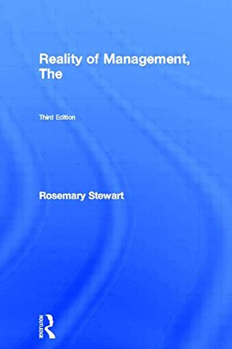 9780750642897: Reality of Management, The, Third Edition