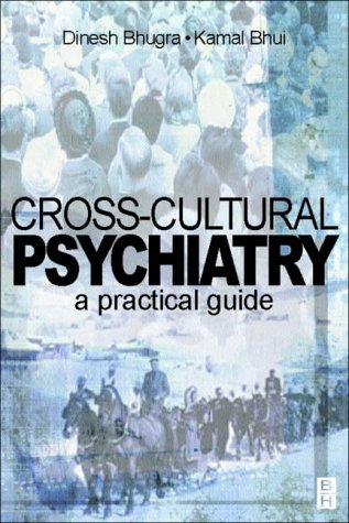 9780750643535: Cross-Cultural Psychiatry Pb