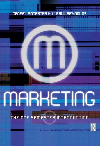 9780750643818: Marketing: The One Semester Introduction