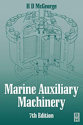 9780750643986: Marine Auxiliary Machinery, Seventh Edition