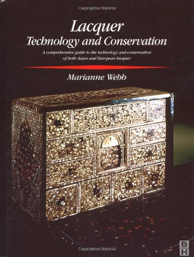 9780750644129: Lacquer: Technology and Conservation (Conservation and Museology Series)