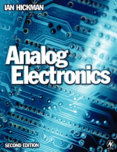 9780750644167: Analog Electronics, Second Edition