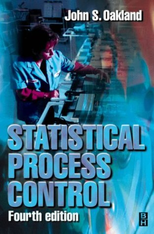 9780750644396: Statistical Process Control, Fourth Edition