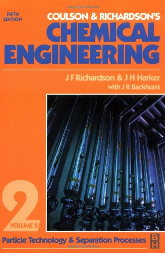 9780750644457: Chemical Engineering Volume 2, Fifth Edition