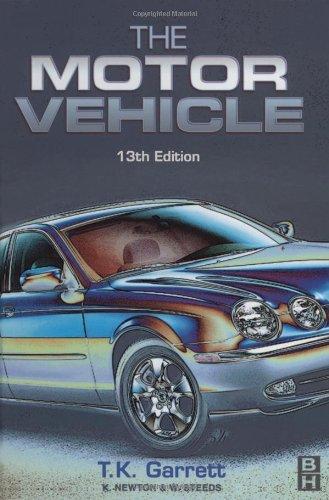 9780750644495: Motor Vehicle